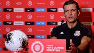 Jaime Lozano, estratega del Tri Olímpico