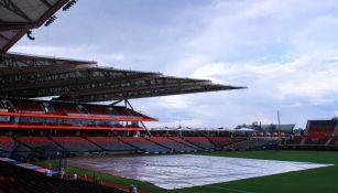 Estadio Harp, casa de los Diablos Rojos del México