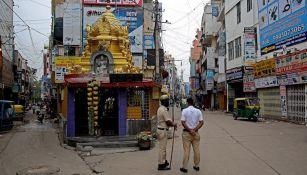 India registró nuevo récord de contagios de Covid-19