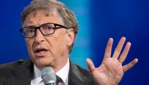 Bill Gates en un evento