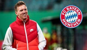 Julian Nagelsmann podría llegar al Bayern
