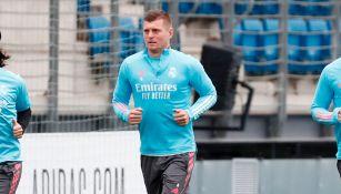 Real Madrid: Toni Kroos se alista para jugar ante Chelsea en Semifinal de Champions