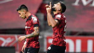 Hernán Cristante tras victoria sobre América: 'Nos sacamos la espinita de seis partidos sin ganar'