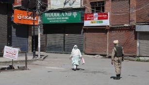 India vive un momento crítico por la pandemia