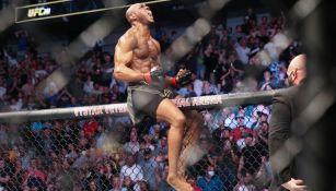 UFC 261: Kamaru Usman volvió a derrotar a Jorge Masvidal y retuvo su título Welter
