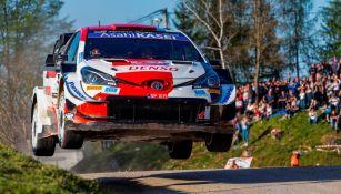 Sébastien Ogier: Ganó Rally de Croacia pese a sufrir un accidente de tráfico