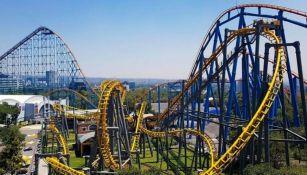 Six Flags reabrió sus puertas a pesar de estar en pandemia