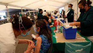 Vacunación en la Ciudad de México