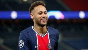 Neymar en Cuartos de Final de la Champions League