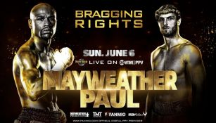 Maywheather se medirá a Paul