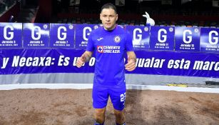 Cruz Azul: Juan Reynoso espera que directiva renueve a Pablo Aguilar