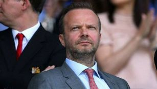 Ed Woodward, vicepresidente del Manchester United