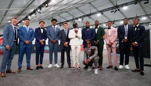 NFL Draft 2021: ¿En dónde jugarán los mejores prospectos?