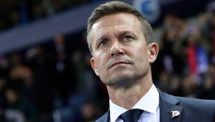 Leipzig: Jesse Marsch, DT estadounidense, sustituirá a Julian Nagelsmann