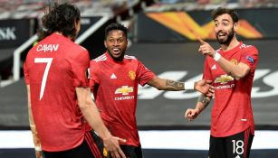 Europa League: Manchester United goleó a la Roma y pone un pie y medio en la Final