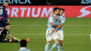 Néstor Araujo: Celta de Vigo venció a Levante y aún aspira a puestos europeos