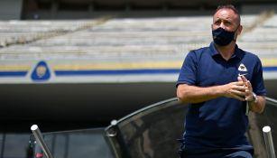 Andrés Lillini: 'Desde muy chiquito el futbol es mi pasión'