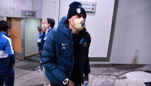 América: Nicolás Castillo reveló que está cerca de volver a jugar