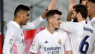 El Madrid venció al Osasuna
