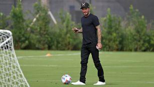 David Beckham cumplió 46 años de edad