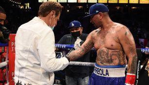 Chris Arreola tras derrota ante Andy Ruiz Jr.: '¡Pueden chuparme el p...!'
