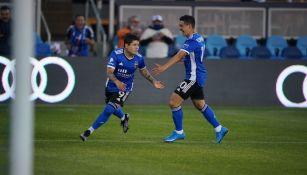 Chofis López: El mexicano anotó en triunfo del San José Earthquakes sobre DC United