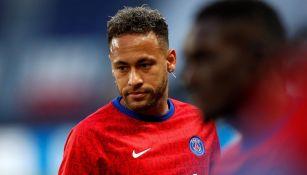 Neymar previo a juego ante Manchester City: 'Seré el primer guerrero del PSG'