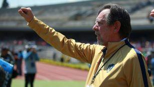 Leopoldo Silva, presidente de Pumas