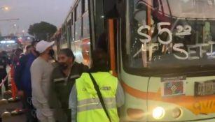 Autobuses de RTP brindan servicio