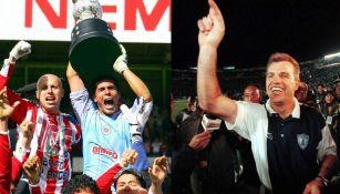 Chivas en el Apertura 2006 y los Tuzos en el Invierno 1999