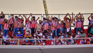 Chivas: Abrió las puertas al público del Estadio Akron para entrenamiento