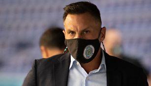 Liga de Expansión: Chaco Giménez dejó de ser técnico de Cancún FC