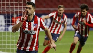 Luis Suárez 'Si anotó gol al Barcelona, no lo gritaría, pero sí señalaría a alguien'
