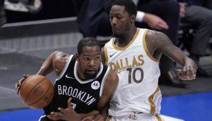 Acciones entre los Nets y los Mavericks