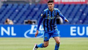 El 'Machín' en juego ante Feyenoord