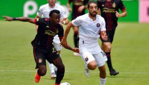 Rodolfo Pizzaro y Cubo Torres: Duelo de mexicanos entre Inter Miami y Atlanta terminó empatado