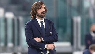 Andrea Pirlo no piensa renunciar a la Juventus: 'Seguiré hasta que se me permita'