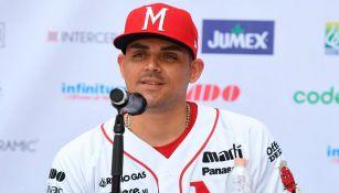 Diablos Rojos: Roberto Osuna regresa a la LMB con los Pingos