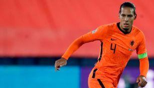 Países Bajos: Virgil van Dijk renunció a jugar la Eurocopa 2020
