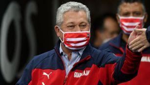 Vucetich previó a un partido de las Chivas