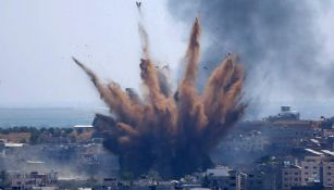 Ataques de Israel y Palestina