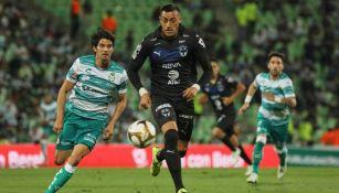 Rayados buscará remontar ante Santos
