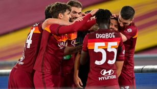 Roma celebra victoria