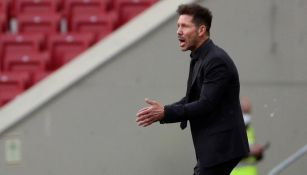 Diego Simeone: 'Elegimos esta profesión para llegar a estos momentos'