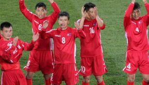 Corea del Norte se retiró de las eliminatorias para el Mundial