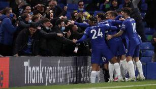 Chelsea venció al Leicester