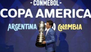 Argentina organizaría la Copa América en solitario