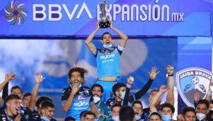 Tampico Madero como campeón del Guardianes 2020