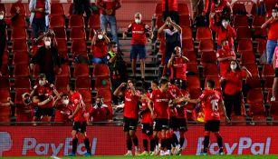 LaLiga: Mallorca consiguió el ascenso a Primera División