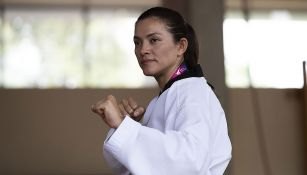 María del Rosario Espinoza en sesión para RÉCORD